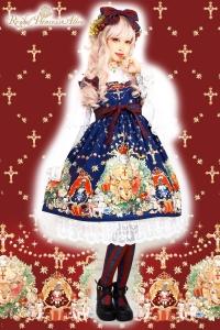 ⑼Sacred Night Fairy Tale【セイクリットナイトフェアリーテイル】(ネイビー))