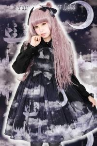 ⑽Fairy Night Never Landジャンパースカート【フェアリーナイトネヴァーランド】